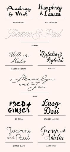 114 best FONTS WE LOVE images on Pinterest Typography - greeting email sample