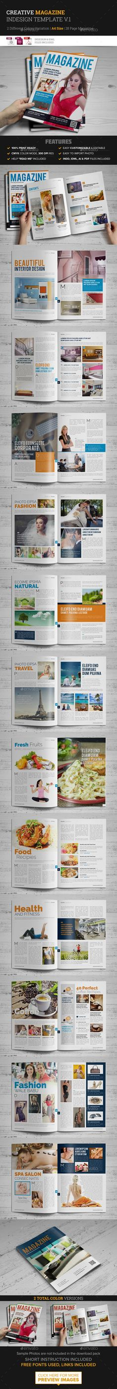 331 best Graphic Design images on Pinterest Print design, Print - resume indesign template