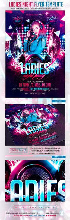 78 best Flyer Template images on Pinterest Flyer template - event flyer