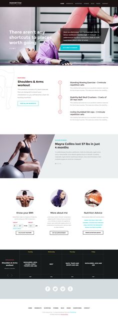 14 best WordPress Plugins For Gym \ Fitness Websites images on - best free resume site
