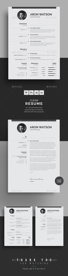 5047 best Resume images on Pinterest Contact paper, Craft - modern professional resume