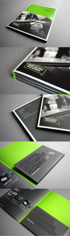 36 best DESIGN  POCKET FOLDERS images on Pinterest Folder - product brochures