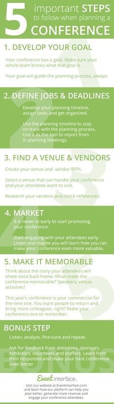 42 best Event planning infographics etc images on Pinterest Event - invitation card format for conference