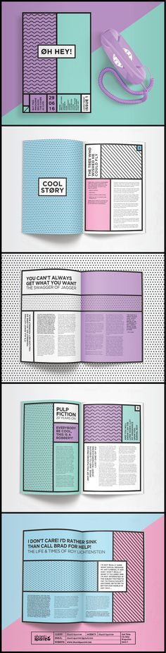 473 best Editorial design images on Pinterest Magazine layouts - agenda layout examples
