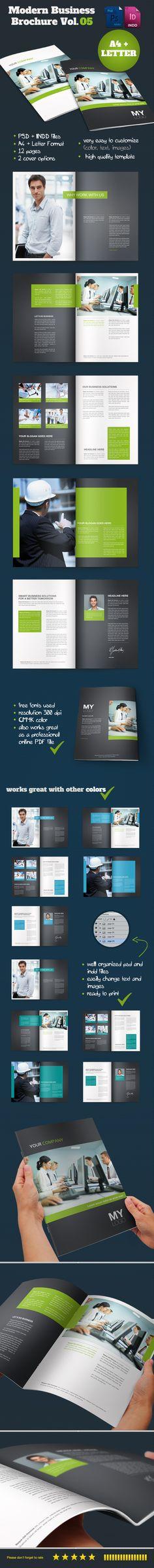 267 best Work Digital Exchange images on Pinterest Art - sample business brochure