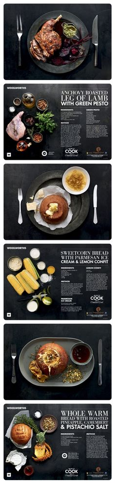 128 best Creative Graphic Design \ Print images on Pinterest - food brochure