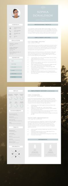 1962 best CV Templates \/ Resume Templates images on Pinterest - cv format example