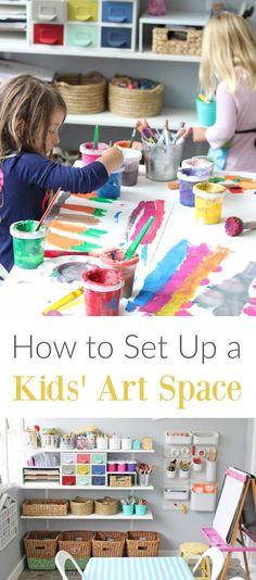 106 Best Kids Art Spaces Images On Pinterest Childrenu0027s Library   Occupational  Therapist Job Description