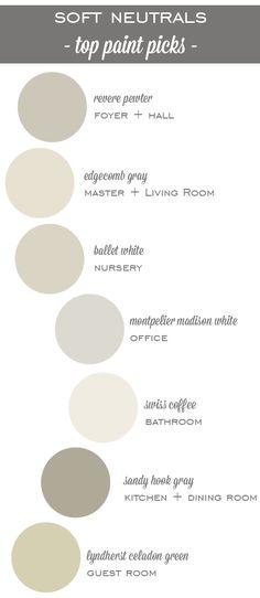 251 best House Color Ideas images on Pinterest Paint colors - sample fact sheets