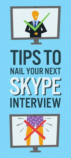 30 best Skype Tips \ Tricks images on Pinterest Appliances - interview tips
