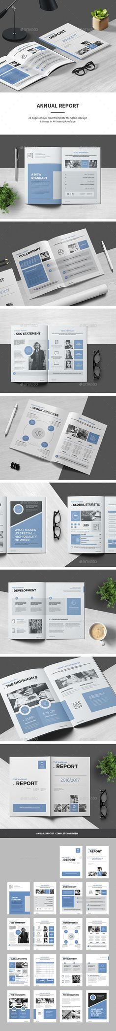 109 best Annual Report images on Pinterest Brochure template - free annual report templates