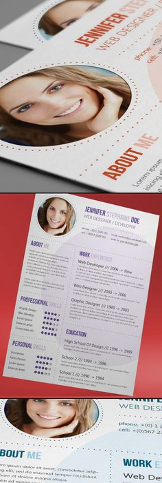 106 best CV   Resumes   Lebensläufe images on Pinterest Resume - entry level it resume