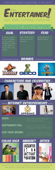 107 best Entertainer Archetype Brand images on Pinterest - demand note template