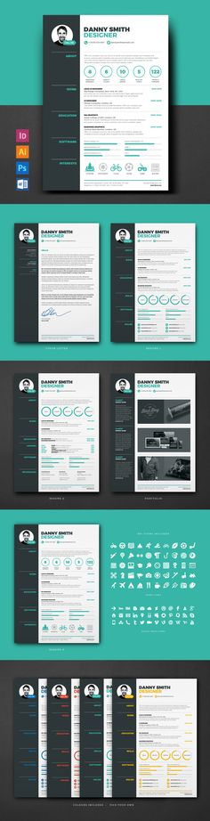248 best Self Branding images on Pinterest Flat illustration - interactive resume