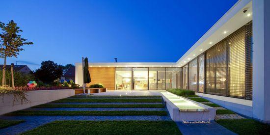 363 best Houses images on Pinterest Architecture interiors - küchen modern design