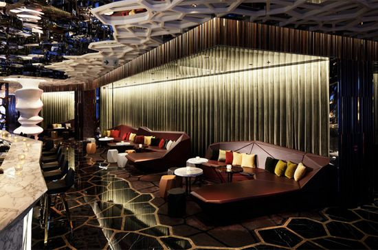 193 best Nightclub Designs images on Pinterest Nightclub design - concrete wall design example