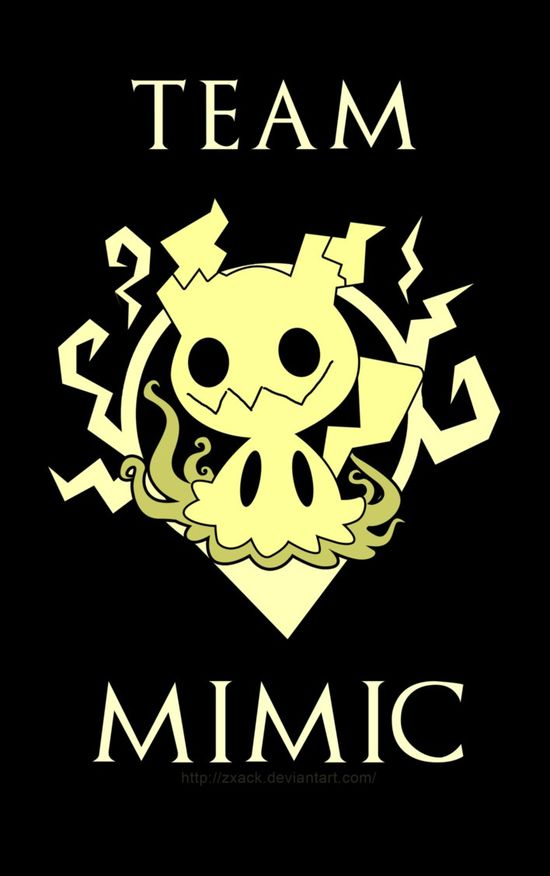 111 best Mimikyu images on Pinterest Pokemon stuff, Videogames - free wanted poster maker