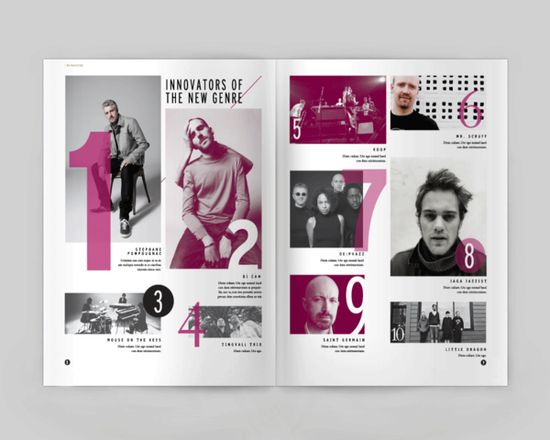 110 best Booklet design images on Pinterest Editorial design - proposal layouts