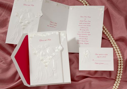 51 best Traditional Wedding Invitations images on Pinterest - family reunion invitation cards
