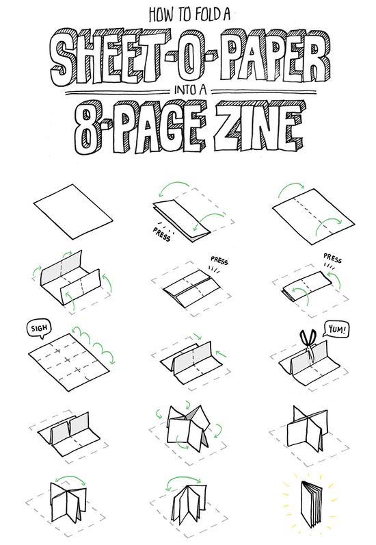 118 best Mini Comics \ Zines images on Pinterest Cartonnage - no dues letter format