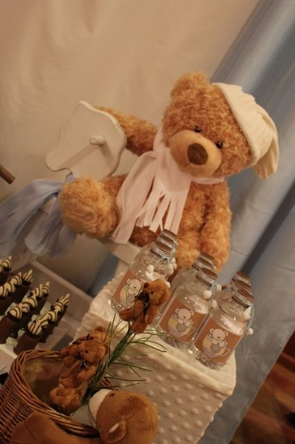 102 best Teddy Bear Baby Shower images on Pinterest Shower baby - download free baby shower invitations