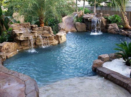 489 best Cool Pools images on Pinterest Swimming pools