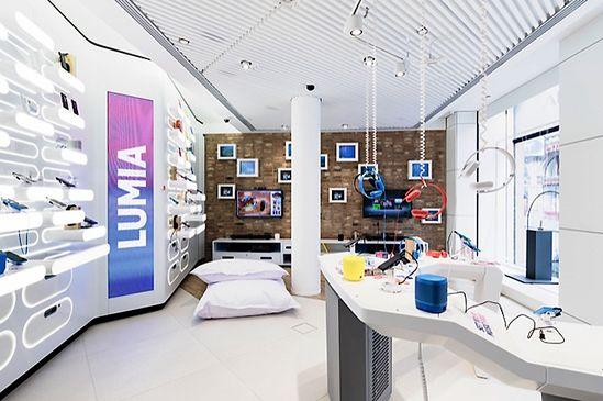 31 best Retail Design Phones images on Pinterest Shops, Tents