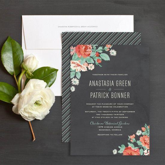 110 best Invitation Inspiration images on Pinterest Invitations - engagement invitations online templates