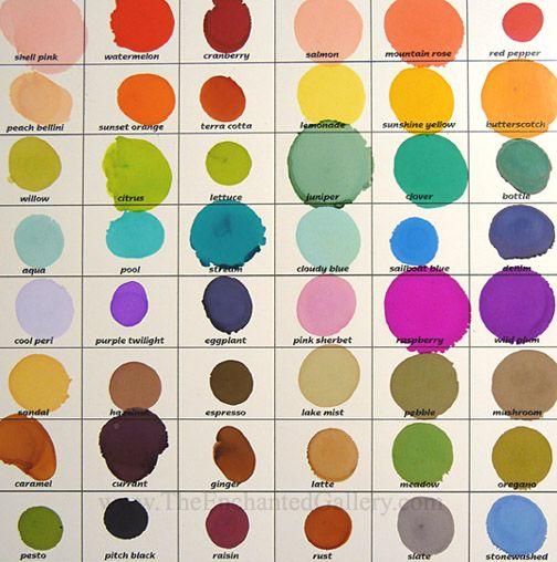 121 best Fimo couleur images on Pinterest Color mixing, Color - sample pms color chart