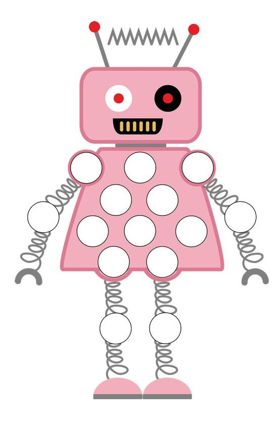368 best Robot Love images on Pinterest Crafts for kids, Robot - free printable face masks