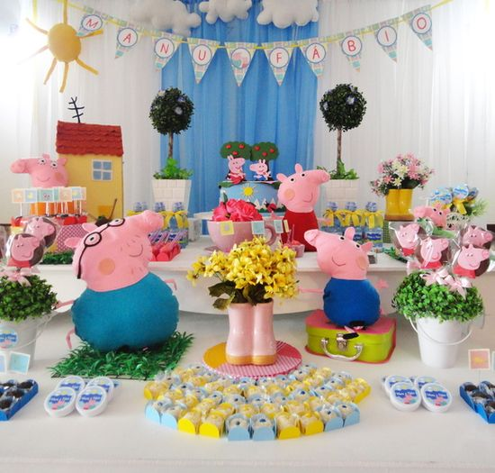 102 best Party {Peppa Pig} images on Pinterest Birthday party - baby born küche