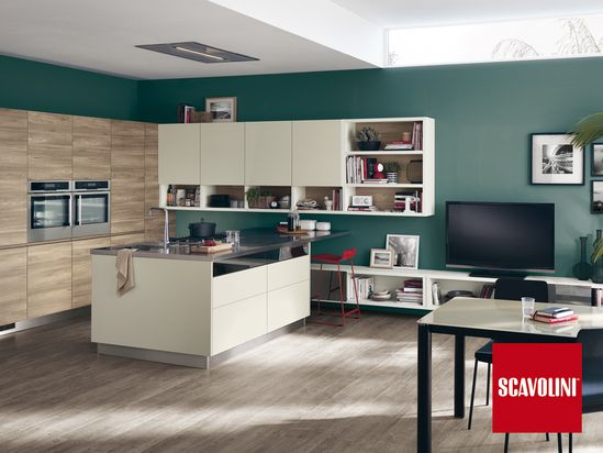 143 best Cucine Scavolini images on Pinterest Kitchen designs - küche in l form
