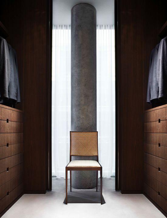 677 best ID-Walk in wardrobe images on Pinterest Walk in closet - küchen modern design