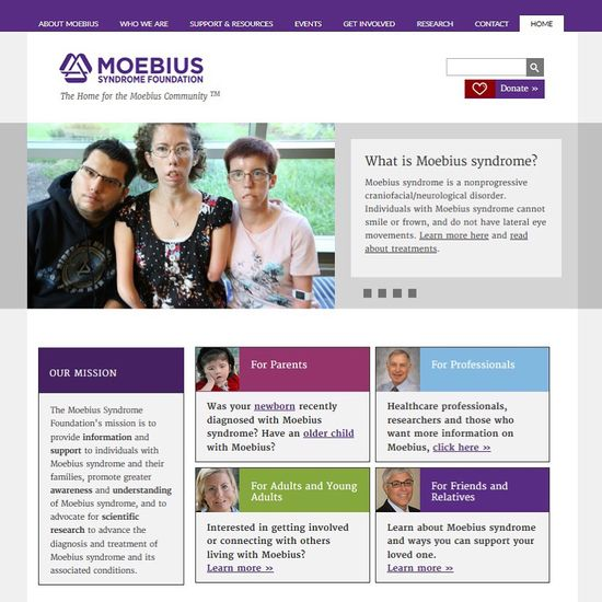 17 best Moebius Syndrome Foundation images on Pinterest - political brochure