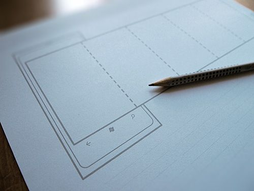 12 best UX images on Pinterest User experience design, Design - notebook paper word template