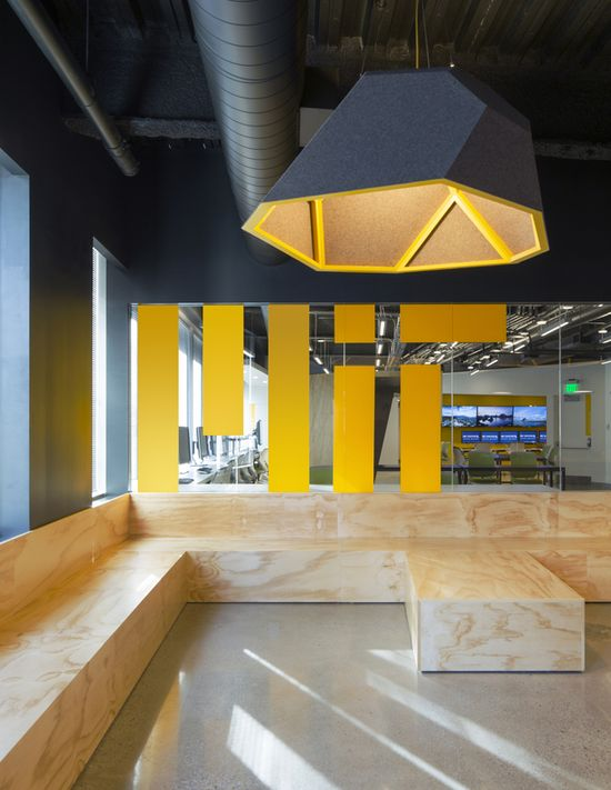 144 best EXCiTiNG OFFiCES images on Pinterest Work spaces - inter office communication