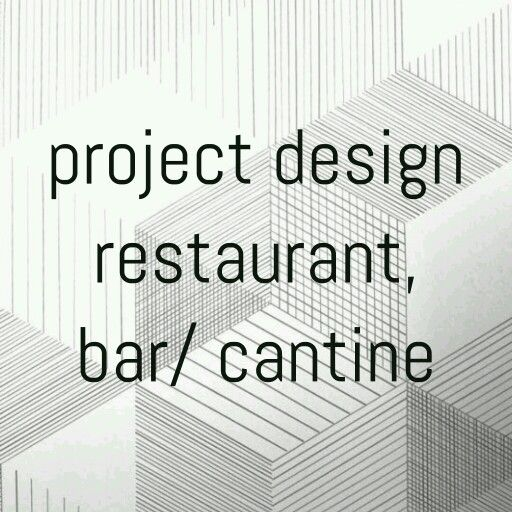 1276 Best Project Design Restaurant\/ Bar\/ Cantine Images On   Residential  Service