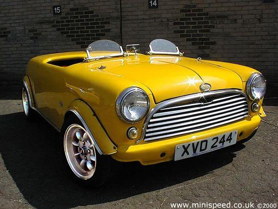 159 best 3Mini  Speedster images on Pinterest Classic mini - motor vehicle bill of sale