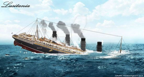 7 best Lusitania sank and Sinking images on Pinterest Ships - driver resume