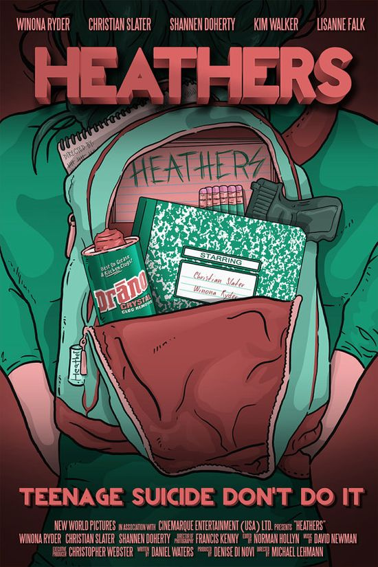 179 best Heathers musical images on Pinterest Heathers the - a cover letter is an advertisement