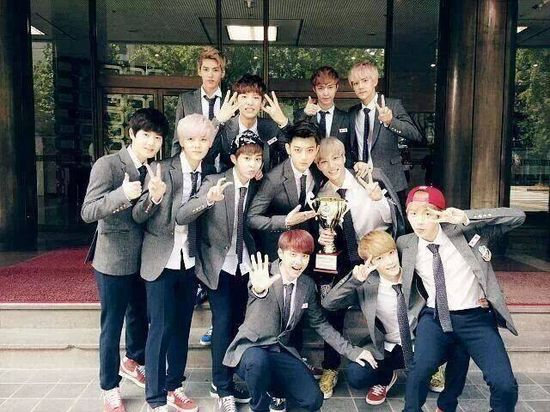 246 best Exo images on Pinterest Kpop exo, Exo members and Park - team 7 küchen