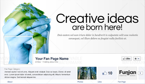 55 best Facebook Timeline images on Pinterest News, Social media - sample advertising timeline