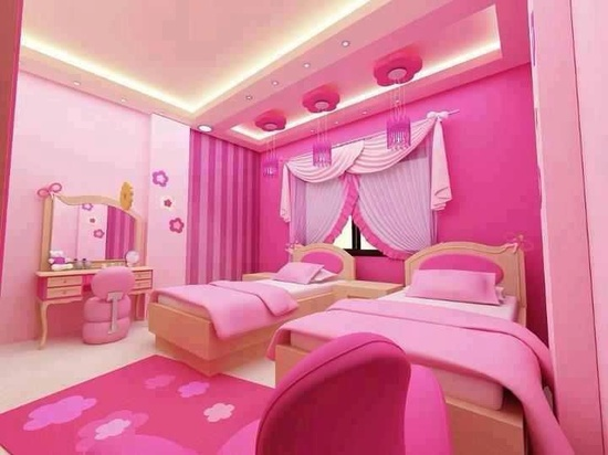 635 best ⭐️Girlu0027s Rooms⭐ images on Pinterest Child room