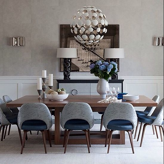 109 best Dining Rooms {the mix} images on Pinterest Dining rooms