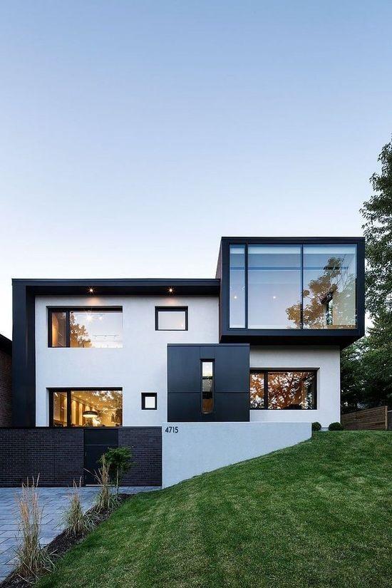 geometrische formen farben modernes haus. Black Bedroom Furniture Sets. Home Design Ideas