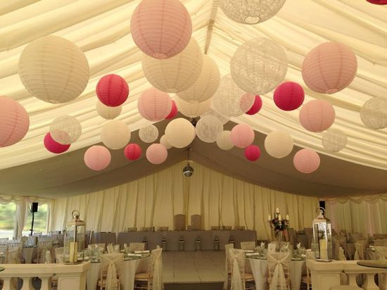 211 best Marquee Wedding Lanterns images on Pinterest Paper - lined papers