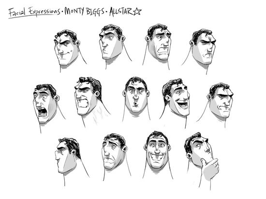 164 best Character Expressions images on Pinterest Character - film director job description
