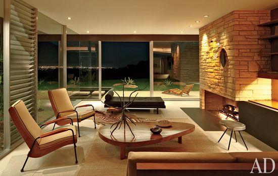 2355 best Mid Century Modern Interiors images on Pinterest Home