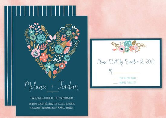 244 best Achi Invites images on Pinterest Bridal invitations - Formal Invitation