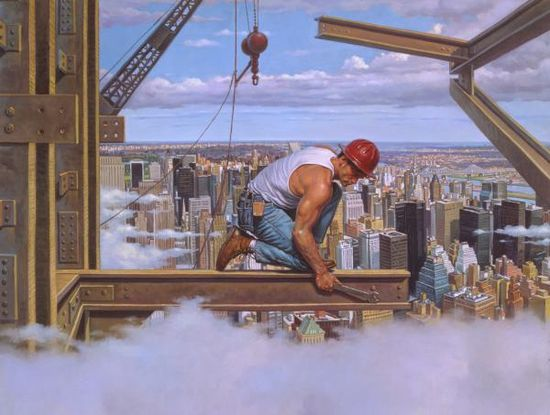 619 best Ironworkers honouring my father images on Pinterest - construction laborer job description
